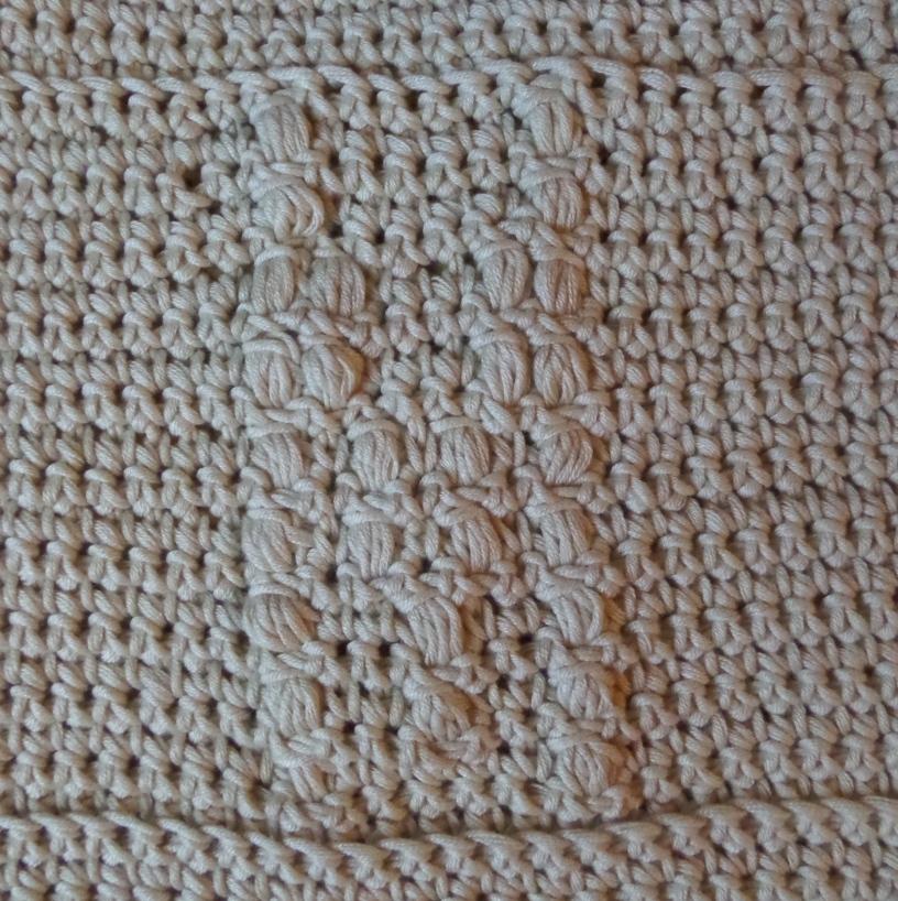 Monogrammed Crochet