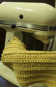 crochet dishcloth